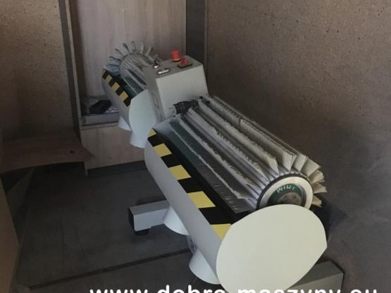 DMS 600 - szczotkarka [używana]